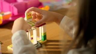 LEGO Juniors - Kufříky pro malé stavitele