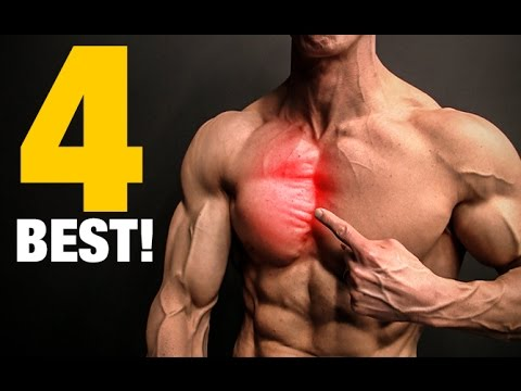 "Home ""Inner"" Pec Exercises (4 BEST!)"