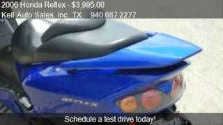 10. 2006 Honda Reflex  for sale in Wichita Falls, TX 76301 at th