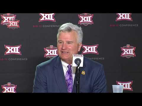 Game 4 | TCU vs K-State | Press Conference