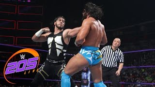 Nonton Mustafa Ali Vs  Tony Nese  Wwe 205 Live  April 25  2017 Film Subtitle Indonesia Streaming Movie Download
