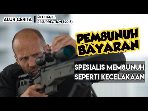 Kembali Aktif MEM8UNUH Demi Cinta - Alur Cerita Singkat Film Mechanic: Resurrection(2016)