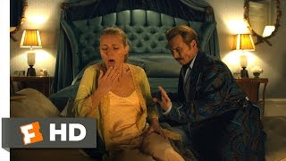 Mortdecai  1 10  Movie Clip   A Sympathetic Gag Reflex  2015  Hd