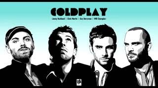 Coldplay - Up&Up Lyrics Video