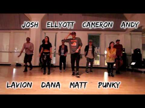 NA NA - Trey Songz Dance Video | @MattSteffanina Choreography (@DanceMillennium Hip Hop Class)