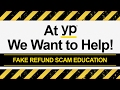 Video for yellowpages.com scam