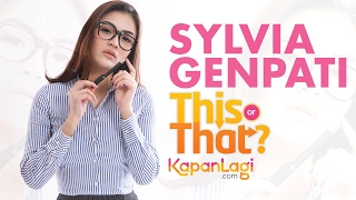 Video Sylvia Genpati - Pilih Ariel NOAH Atau Hamish Daud? MP3, 3GP, MP4, WEBM, AVI, FLV September 2018