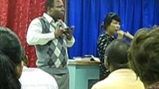 World Class Nigerian Pastor Helps Thailand - Glory Arena