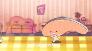 三麗鷗人氣食物角色─KIRIMIちゃん(鮭魚切片)
