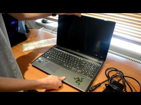 Acer 5755g Unboxing and Review