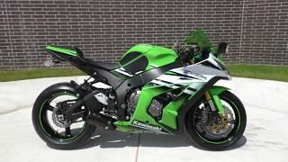 9. 012315   2015 Kawasaki Ninja ZX 10R Used motorcycles for sale