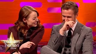 Emma Stone & Ryan Gosling Failed at Dirty Dancing - The Graham Norton Show
