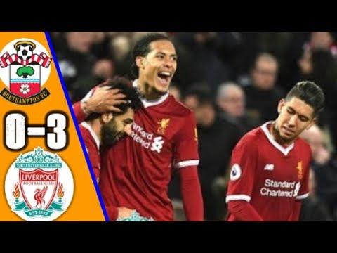 outhampton vs Liverpool 0- 3   All Goals & Extended Highlights RÉSUMÉN & GOLES  Last Match  HD