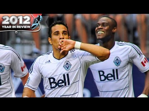 All the Vancouver Whitecaps 2012 Goals