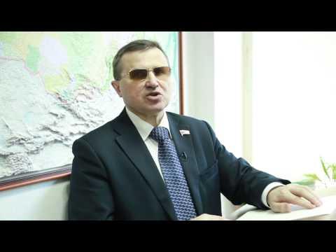 Интервью с депутатом Госудумы Олегом Смолиным