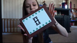 Hemper Unboxing: Massroots March 2016 by Silenced Hippie