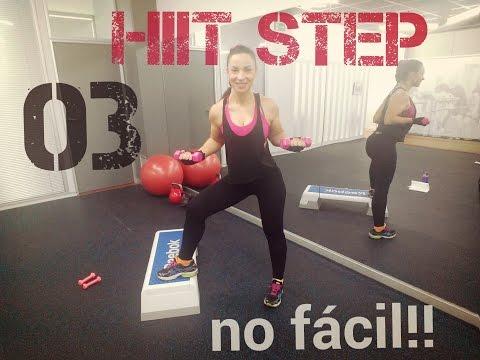 0236_HiiT Step 03: cuerpo completo ... no facil!!!!