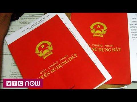 Hà Nội: Cấp nhiều sổ đỏ sai mục đích - Thời lượng: 2 phút, 24 giây.