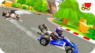 Video Car Racing Games - Go Kart Racing - Gameplay Android & iOS free games MP3, 3GP, MP4, WEBM, AVI, FLV September 2018