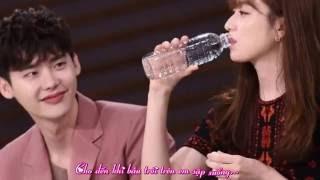 Video (FMV) Lee Jong Suk & Han Hyo Joo - Perfect Couple - LOVE  LOVE LOVE ( Part 1) MP3, 3GP, MP4, WEBM, AVI, FLV April 2018