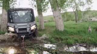 7. POLARIS RANGER FS 570 International Consumer Video