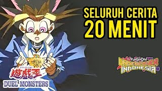 Video SELURUH ALUR CERITA YUGIOH DUEL MONSTERS HANYA 20 MENIT !! MP3, 3GP, MP4, WEBM, AVI, FLV September 2018