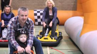 Charlie 7th Birthday : A Lego Go Kart Party