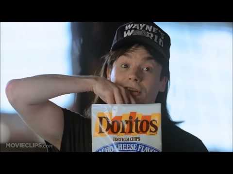 Wayne's World take on Product Placement (1:09)