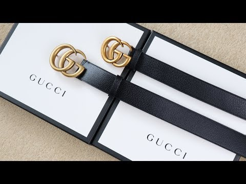 Video Real vs Replica Gucci HOW TO SPOT A FAKE GUCCI BELT download in MP3, 3GP, MP4, WEBM, AVI, FLV January 2017