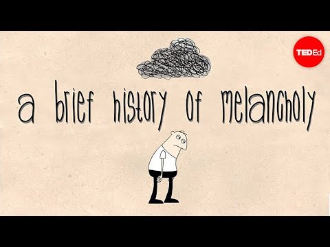 A brief history of melancholy – Courtney Stephens