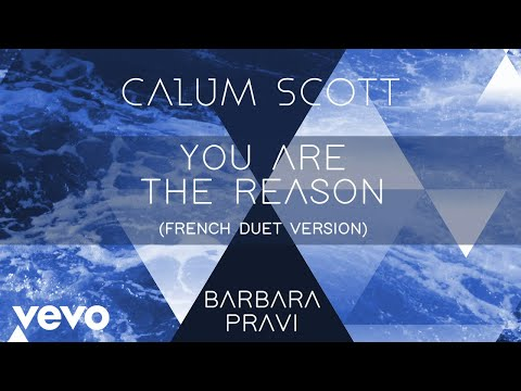 gratis download video - Calum-Scott-Barbara-Pravi--You-Are-The-Reason-French-Duet-VersionAudio
