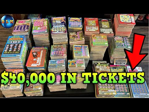 I Bought 10,000 Scratch Off Tickets And Won ____
