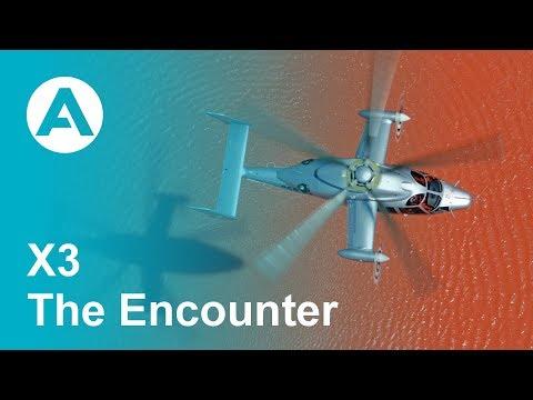 El 3X ¿Helicóptero o avión? el futuro en Eurocopter
