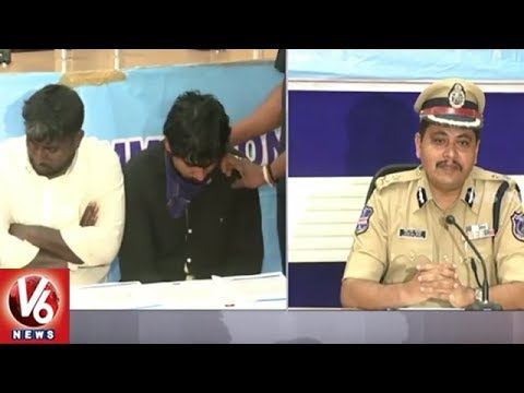 Rachakonda Police Arrests Fake Job Consultant Gang In Hyderabad | V6 News