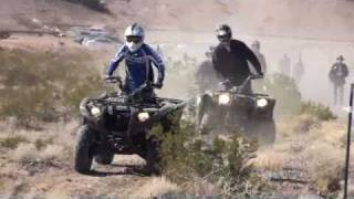4. The Yamaha Grizzly 450