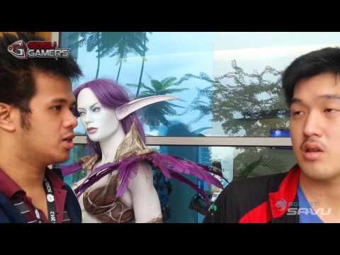Interview with Mineski SMM '12