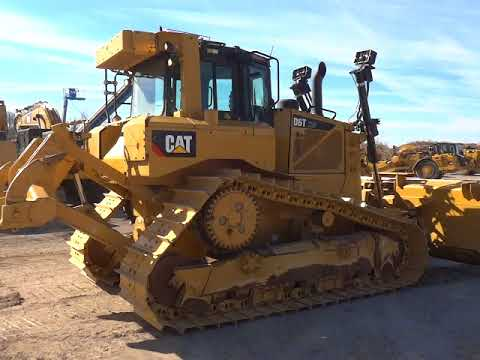 CATERPILLAR TRACK TYPE TRACTORS D6TXWVPA equipment video 8lnSle-JHug