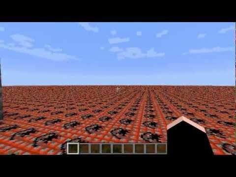 クリーパーの爆発で世界滅亡