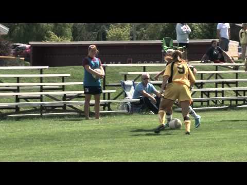 Alma College Women's Soccer - September 9, 2012