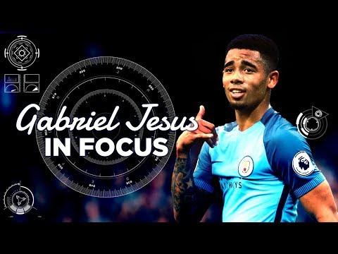 Video: GABRIEL JESUS - BRILLIANT BRAZILIAN BREAKTHROUGH!   BEST BITS 2016/17   In Focus