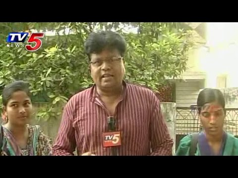 Telangana Household Survey at Khammam : TV5 News