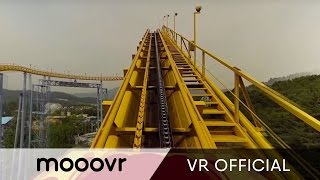 Video [Extreme] 360° RollerCoaster at Seoul Grand Park download in MP3, 3GP, MP4, WEBM, AVI, FLV Mei 2017