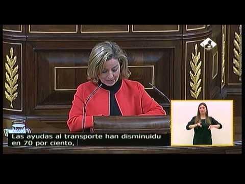Intervención de Ana Oramas en el Debate del Estado de la Nación. 25 febrero 2015.