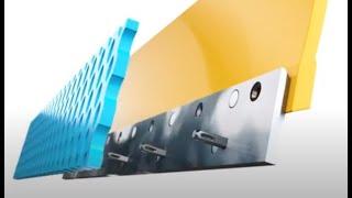 Обзорное видео ножей Олофсфорс системы Sharq