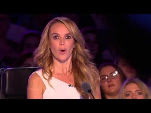 Неожиданное и очень смешное выступление Владимира на шоу  Британия ищет таланты  потрясло всех до гл (видео)