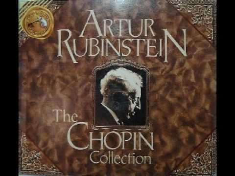 Chopin - Nocturne op.27 no.1 (Rubinstein)