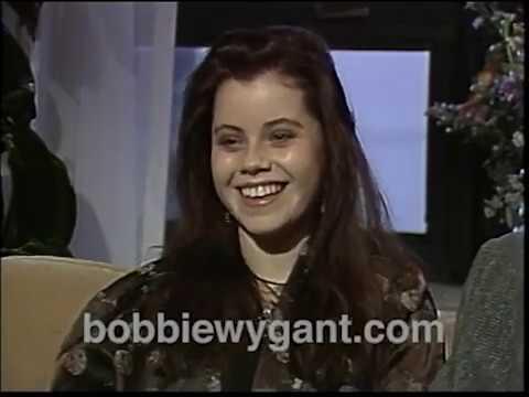 "Fairuza Balk & Henry Thomas ""Valmont"" 1989 - Bobbie Wygant Archive"