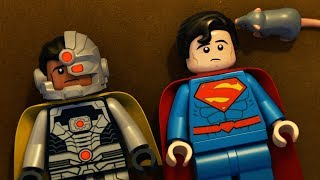 Nonton LEGO Justice League Gotham City Breakout | Don't Tell The Justice League! | DC Kids Film Subtitle Indonesia Streaming Movie Download