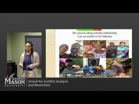 S-CAR Dissertation Defense: Mariam Kurtz- Land Acquisition for mining: A case study of Tanzania