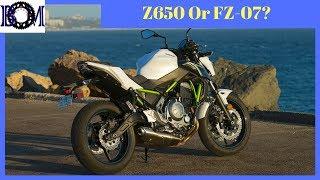 6. 2017 Kawasaki Z650 Review